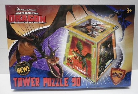 Puzzle Dragon - Tower