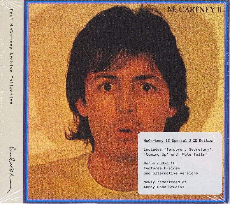Paul McCartney - McCartney II - spec.edice