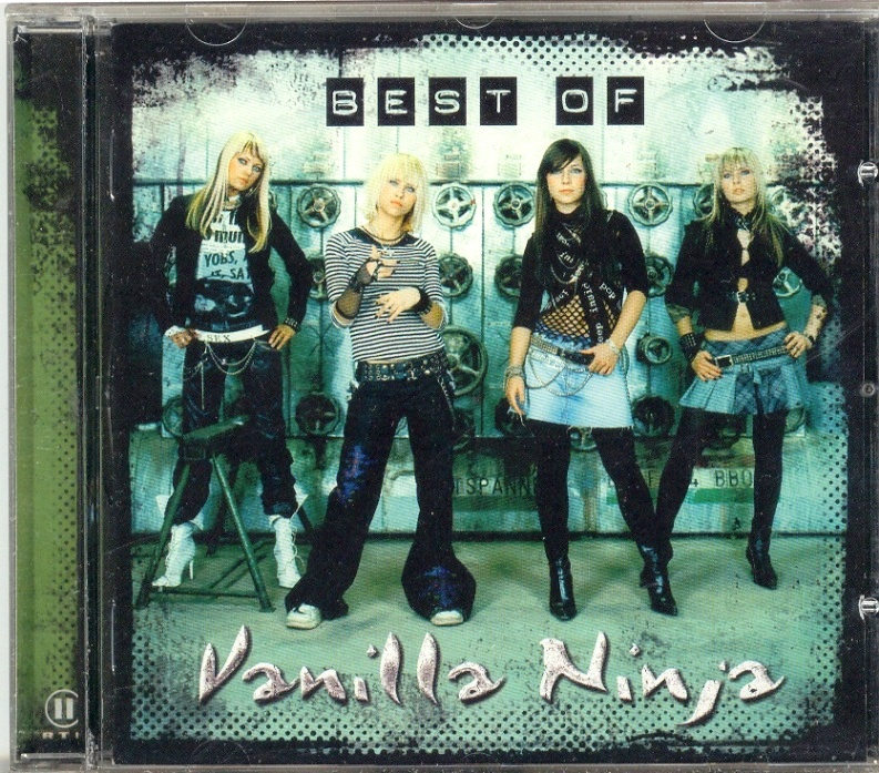 Vanilla Ninja - Best Of