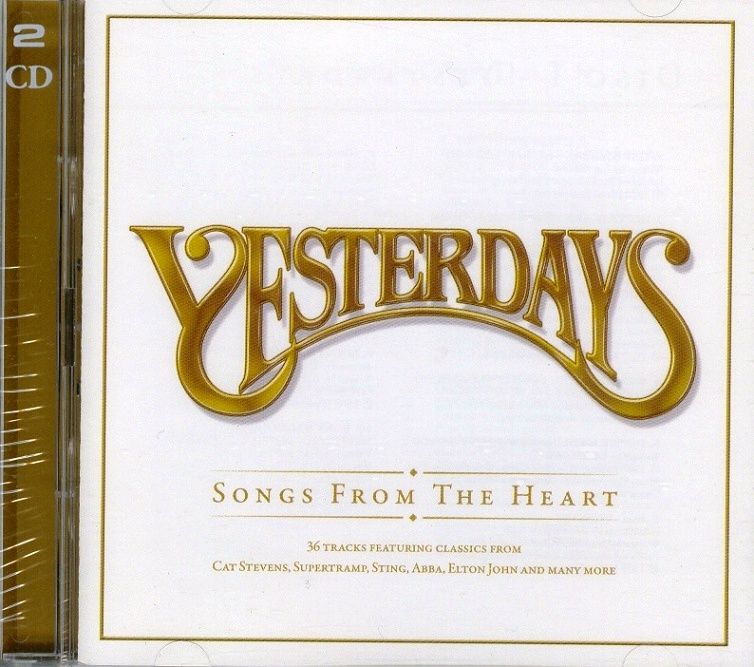 Yesterdays - Songs From The Heart