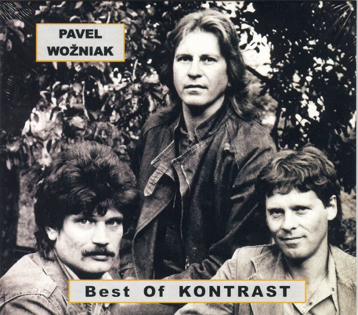 Wožniak Pavel -Best Of KONTRAST