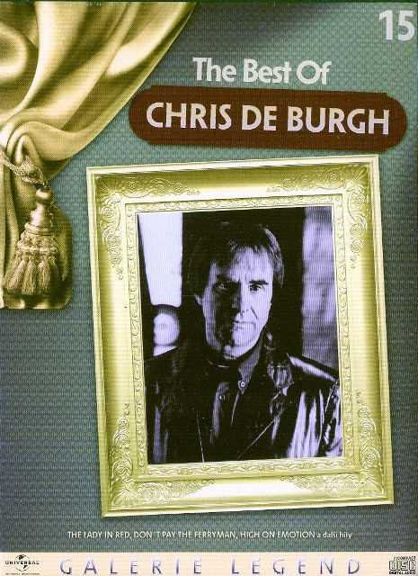Chris De Burch - The Best Of